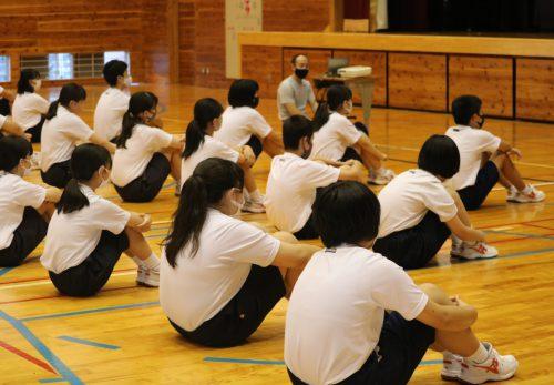 9/15 絆祭結団式