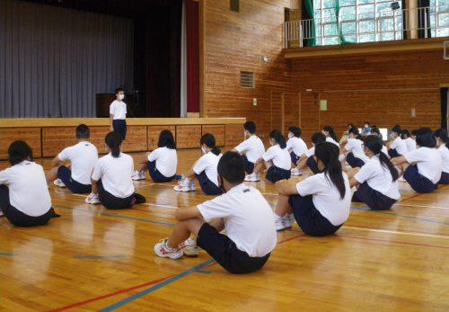 10/1 絆祭に向けての取り組みスタート
