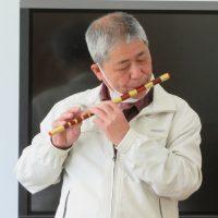 篠笛の活動開始