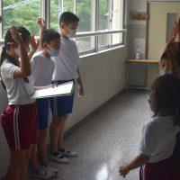 ピカピカ掃除週間で 学校がピッカピカ!